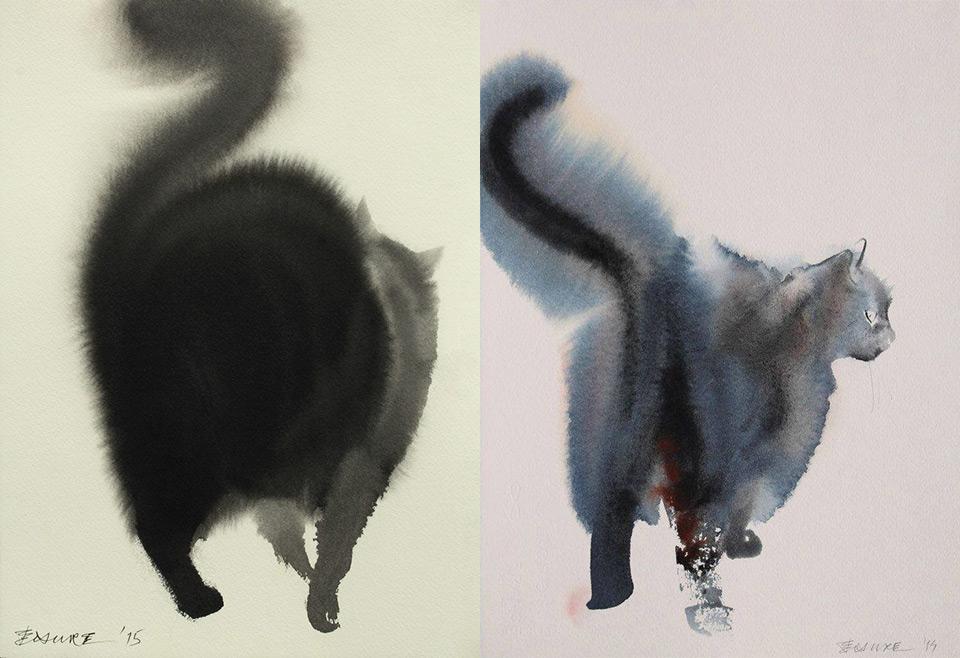acquerelli-inchiostro-nero-carta-gatti-endre-penovac-3
