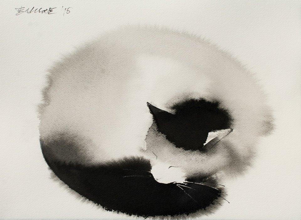 acquerelli-inchiostro-nero-carta-gatti-endre-penovac-5