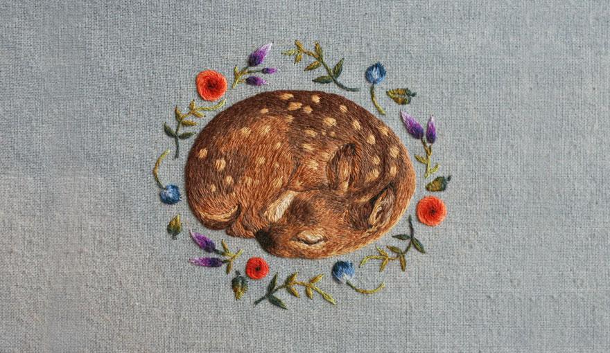 animali-ricamati-needle-painting-chloe-giordano-01