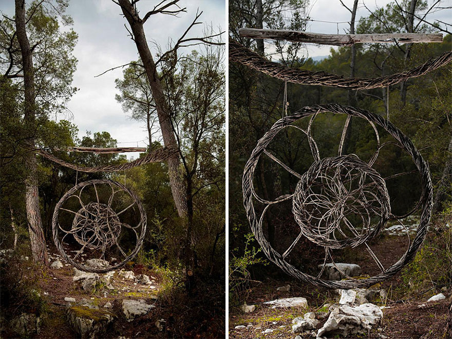 arte-sculture-organiche-foresta-boschi-natura-spencer-byles-15