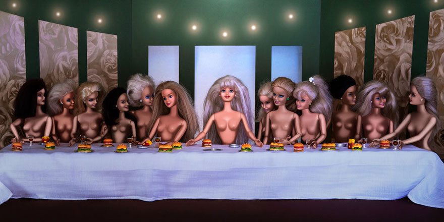 barbie-invadono-dipinti-famosi-06