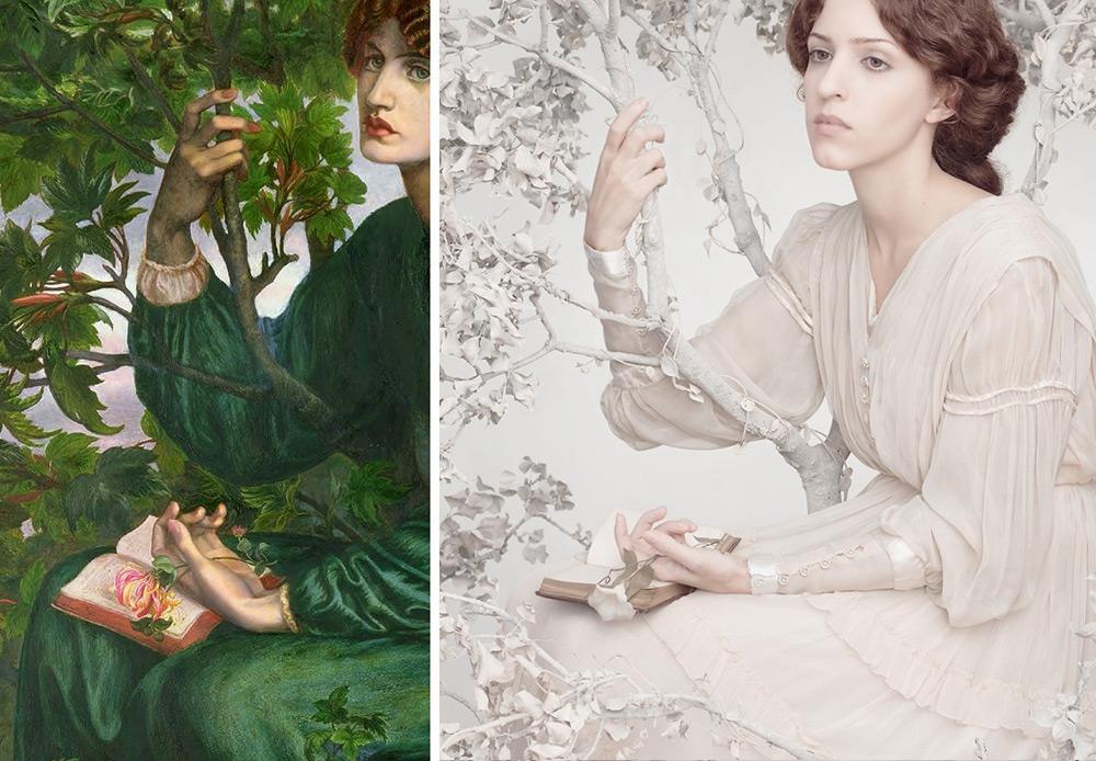 dipinti-famosi-interpretati-versione-fotografica-remake-7