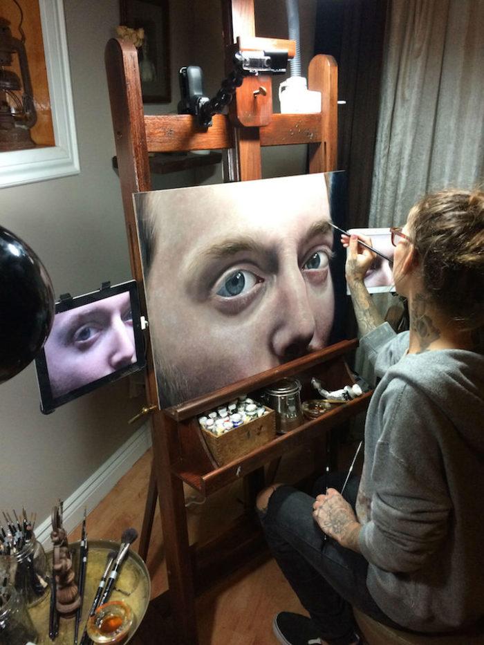 dipinti-iperrealistici-grandezza-naturale-esprimono-vivide-emozioni-king-popp-5