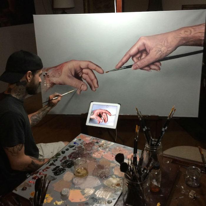dipinti-iperrealistici-grandezza-naturale-esprimono-vivide-emozioni-king-popp-8