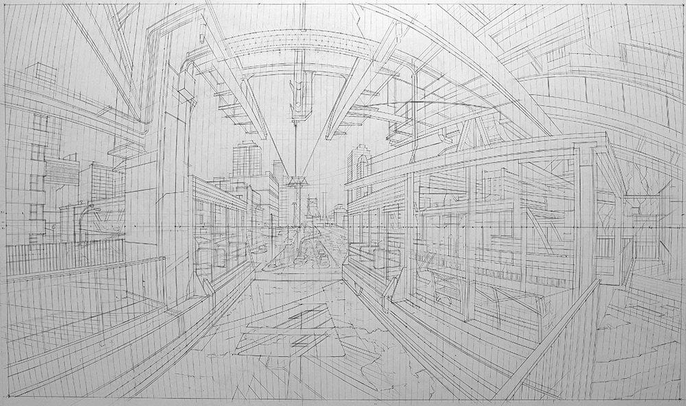 dipinti-iperrealistici-paesaggi-urbani-citta-arte-nathan-walsh-06