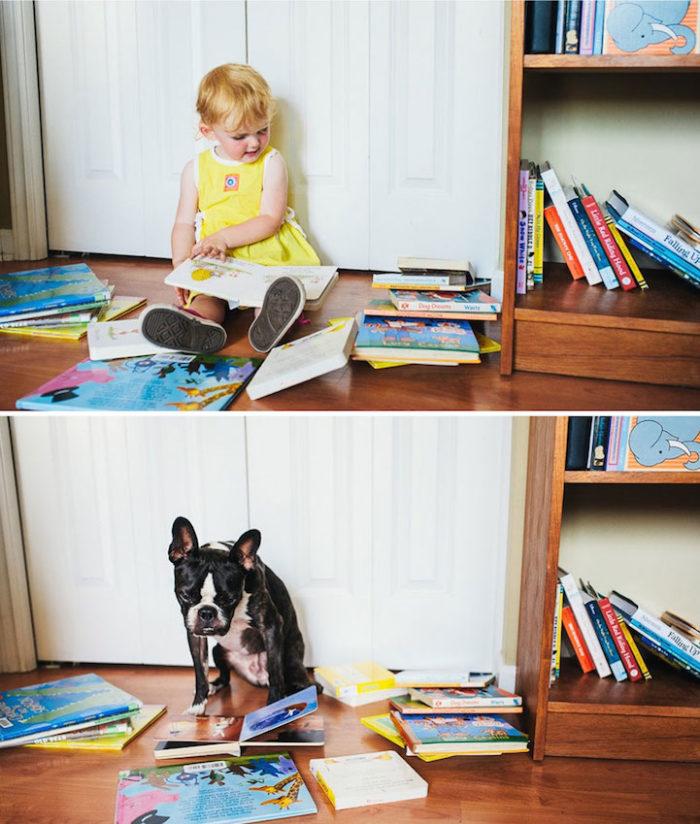 foto-bambina-cane-stessa-posa-vestiti-jesse-holland-02