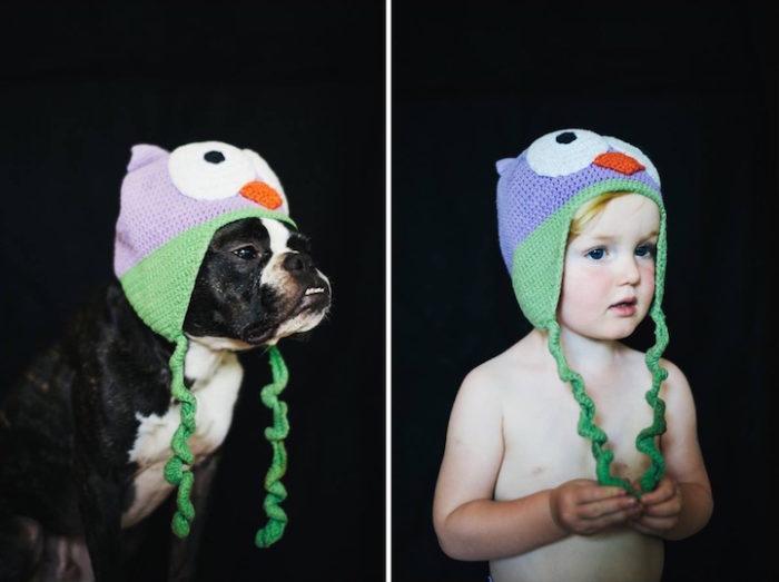 foto-bambina-cane-stessa-posa-vestiti-jesse-holland-07