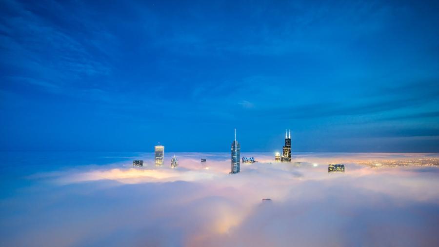 foto-grattacieli-chicago-nuvole-nebbia-peter-tsai-02