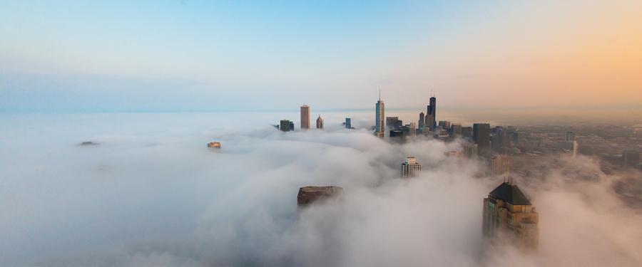 foto-grattacieli-chicago-nuvole-nebbia-peter-tsai-03