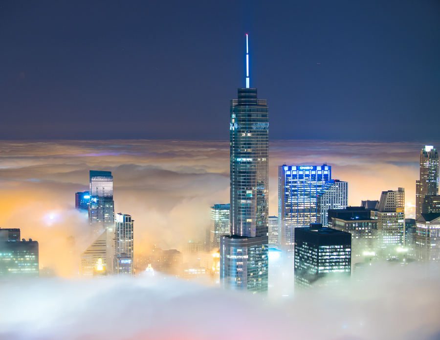 foto-grattacieli-chicago-nuvole-nebbia-peter-tsai-04