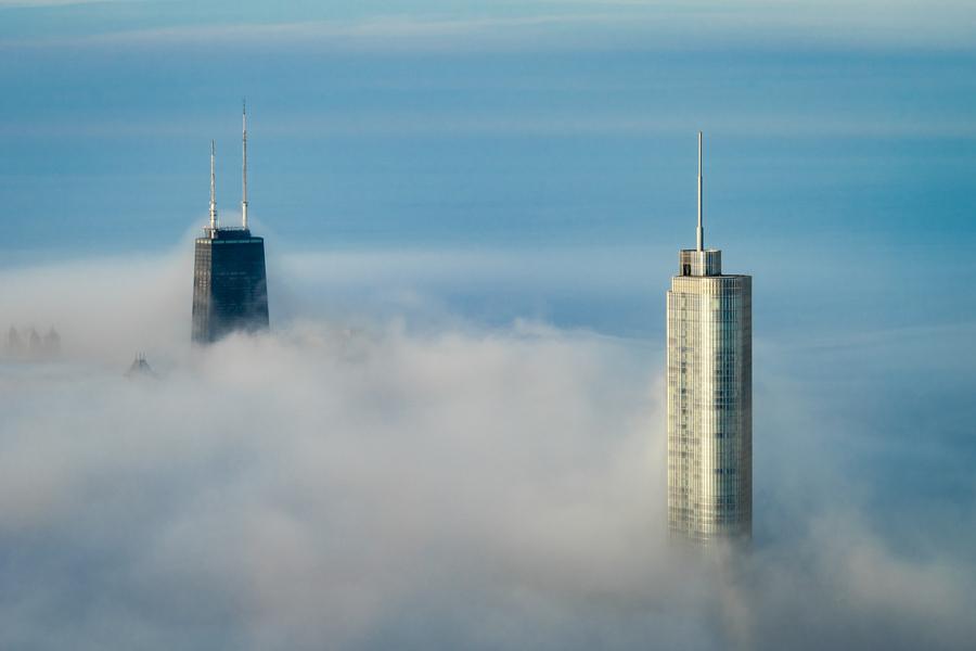 foto-grattacieli-chicago-nuvole-nebbia-peter-tsai-07