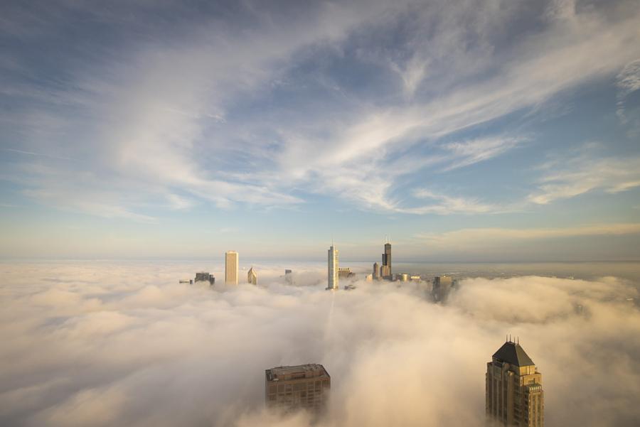 foto-grattacieli-chicago-nuvole-nebbia-peter-tsai-08