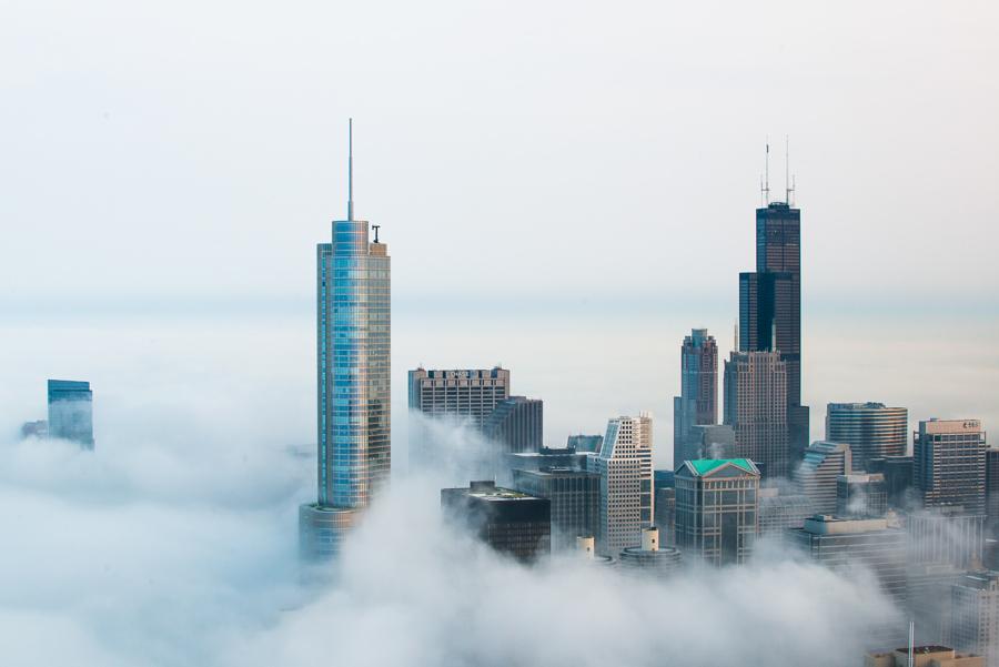 foto-grattacieli-chicago-nuvole-nebbia-peter-tsai-11