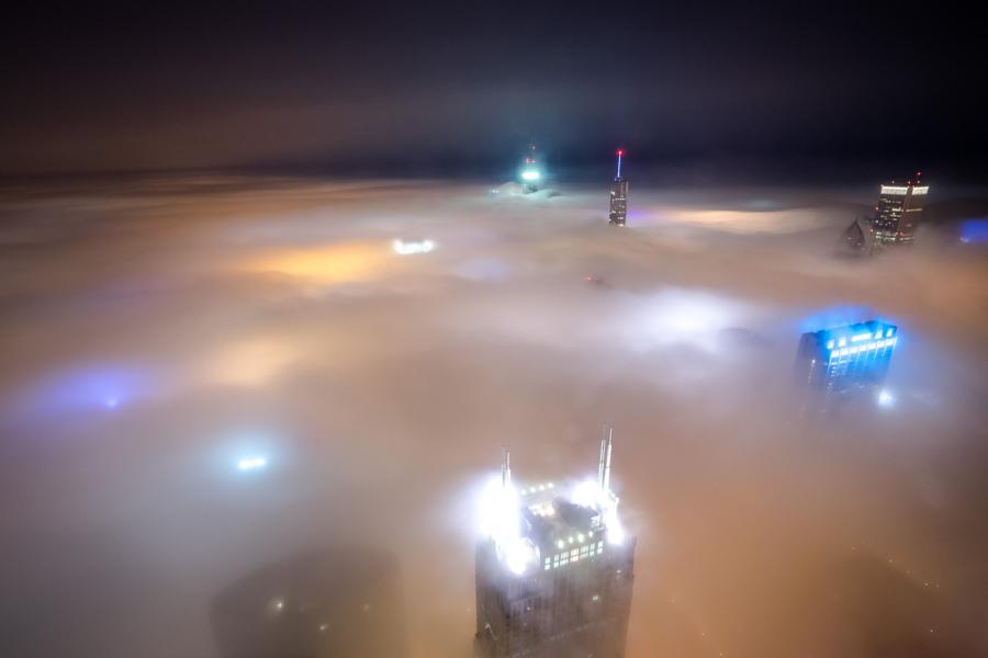 foto-grattacieli-chicago-nuvole-nebbia-peter-tsai-13