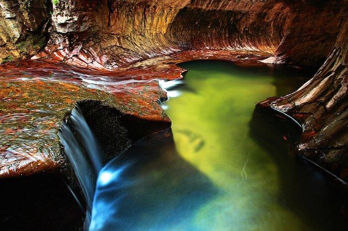 fotografie-subway-zion-national-park-04