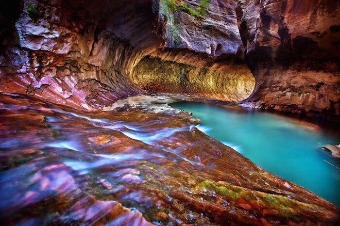 fotografie-subway-zion-national-park-08