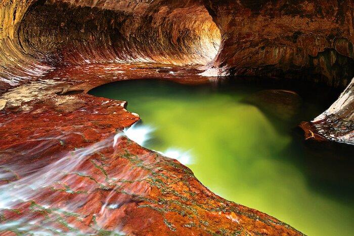 fotografie-subway-zion-national-park-11