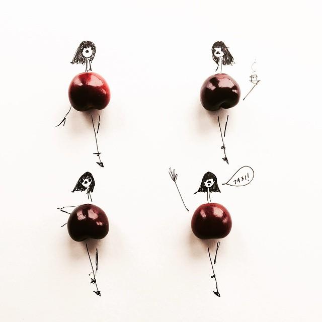 illustrazioni-moda-schizzi-cibi-alimenti-Gretchen-Roehrs-04