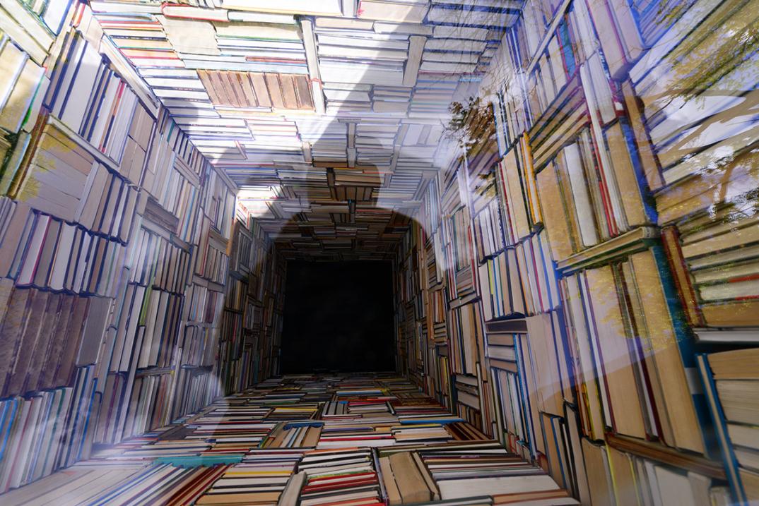 installazione-opera-biblioteca-discende-nel-terreno-sculpture-by-the-sea-susanna-hesselberg-3