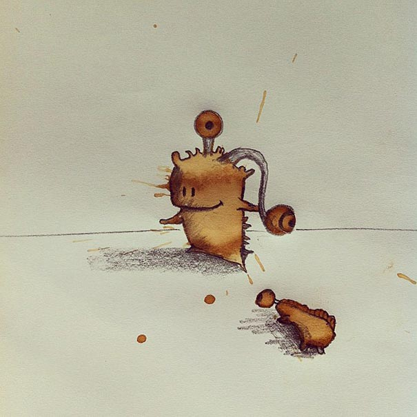 macchie-caffè-diventano-mostri-stefan-kuhnigk-06