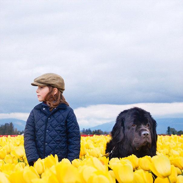 mamma-fotografa-figlio-cani-cavallo-amicizia-stasha-becker-18