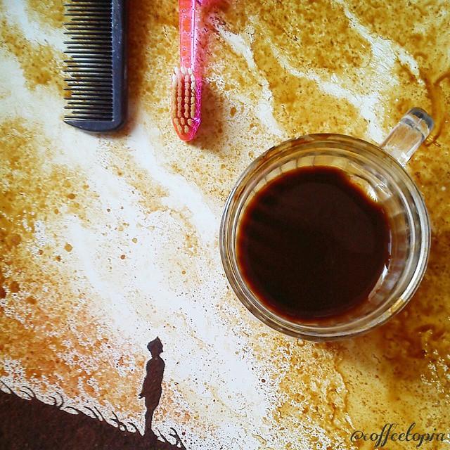 pittura-caffè-foglie-secche-acquerelli-al-nizar-07