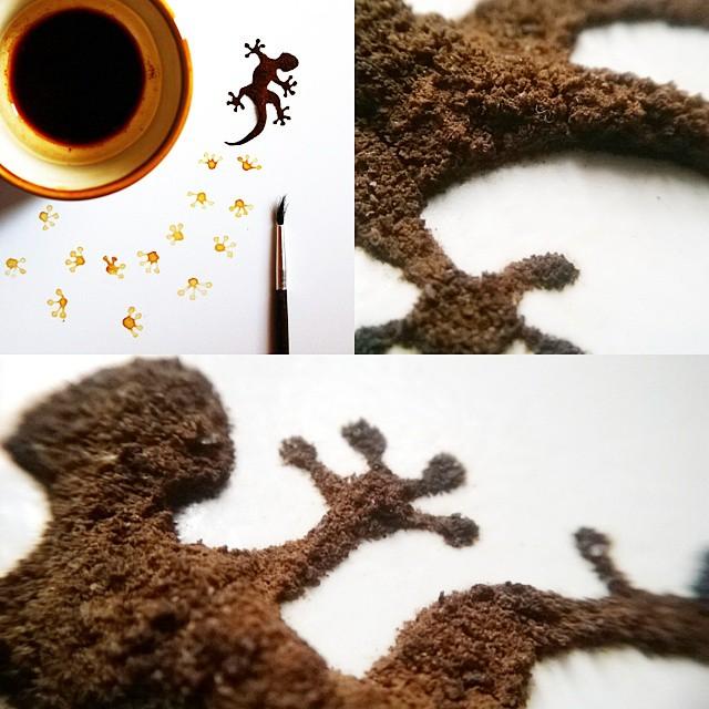 pittura-caffè-foglie-secche-acquerelli-al-nizar-15