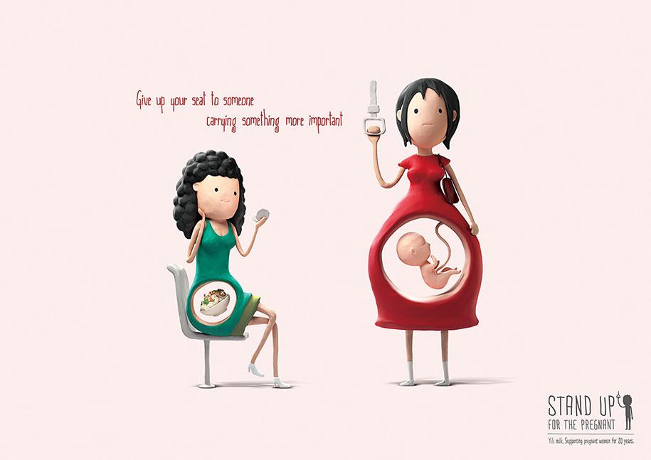 pubblicità-donne-incinte-in-piedi-gravidanza-trasporto-pubblico-sedere-shiyang-he-2