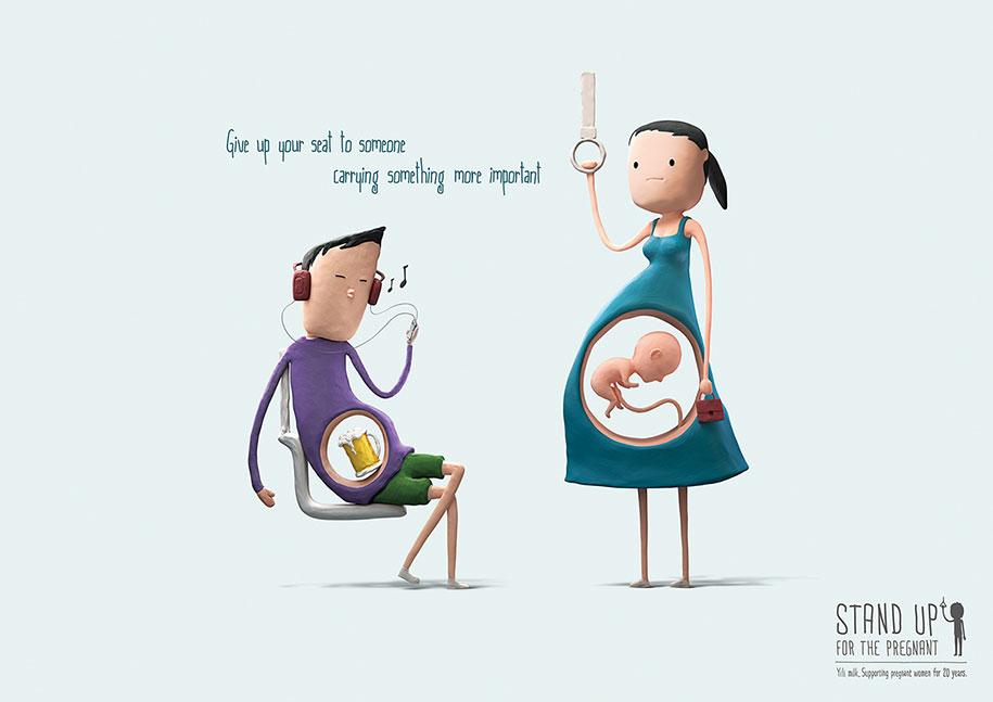 pubblicità-donne-incinte-in-piedi-gravidanza-trasporto-pubblico-sedere-shiyang-he-3