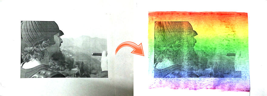 Rullo pittura arcobaleno fai da te casa 03 keblog - Pitturare casa fai da te ...