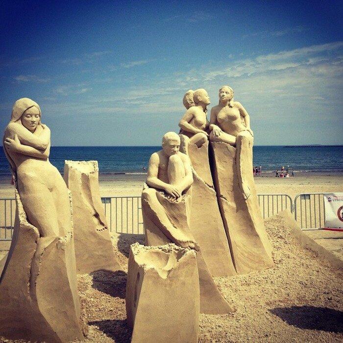 sculture-di-sabbia-spiaggia-festival-revere-beach-boston-04