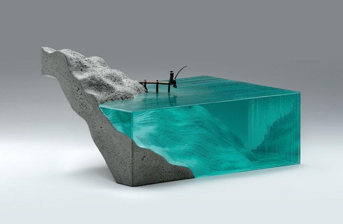 sculture-vetro-strati-acqua-mare-ben-young-04