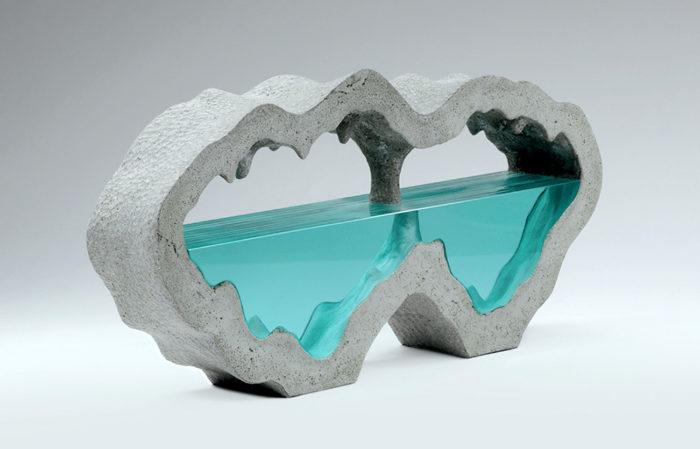 sculture-vetro-strati-acqua-mare-ben-young-11