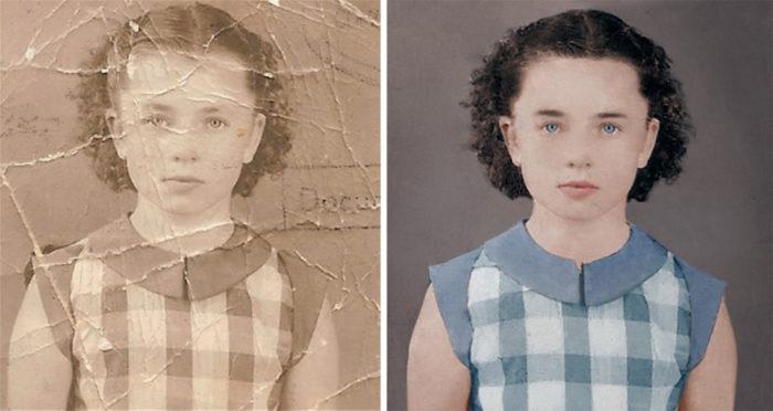 vecchia-foto-bianco-e-nero-danneggiata-restaurata-photoshop-video-timelapse