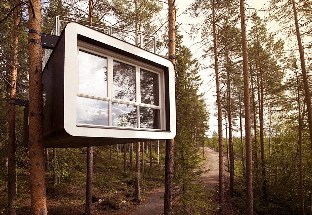 albergo-hotel-treehotel-casa-su-albero-harads-svezia_cabin_exterior_7a-k