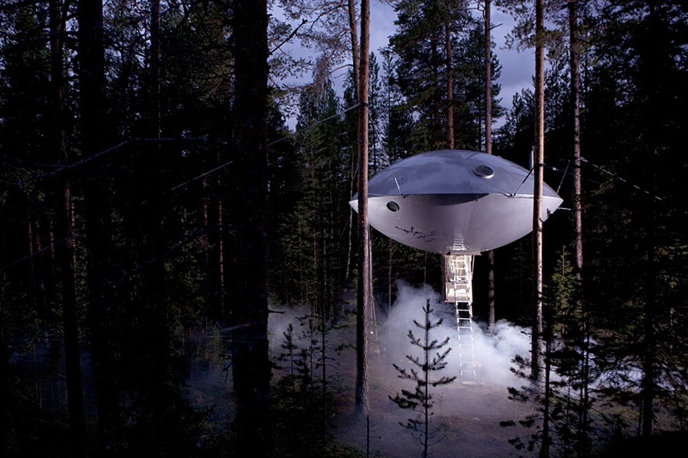 albergo-hotel-treehotel-casa-su-albero-harads-svezia_ufo_exterior3_a-k