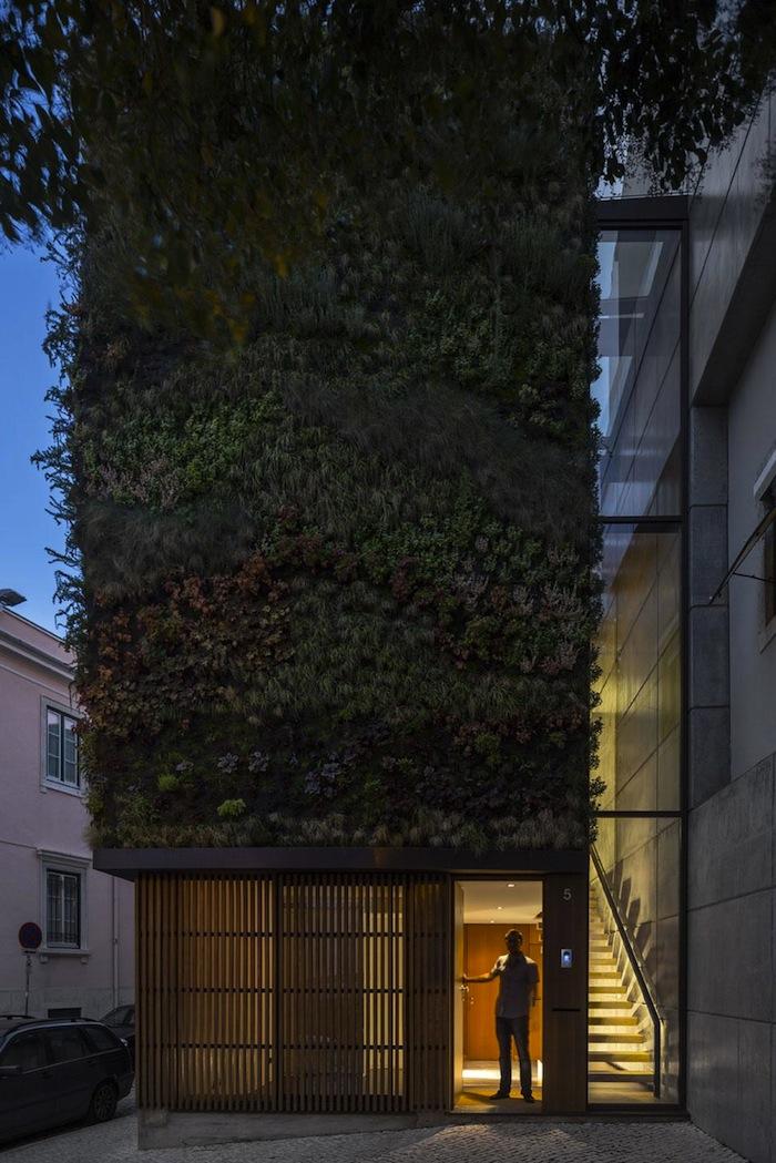 architettura-sostenibile-casa-facciata-piante-portogallo-house-travessa-do-patrocinio-05