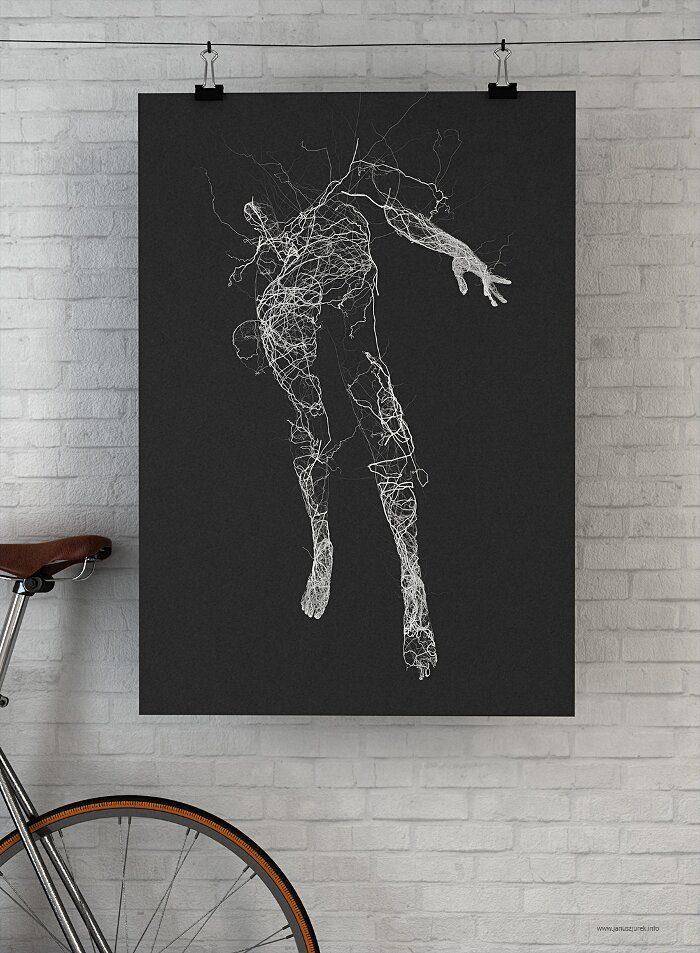arte-generativa-illustrazioni-corpo-umano-janusz-jurek-4-keblog