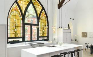 19 fienili trasformati in bellissime case keblog for Casa moderna vetrate