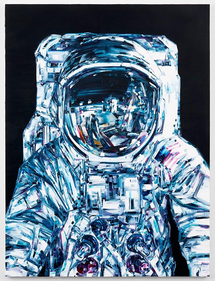dipinti-uomo-nello-spazio-macchina-umani-arte-michael-kagen-7