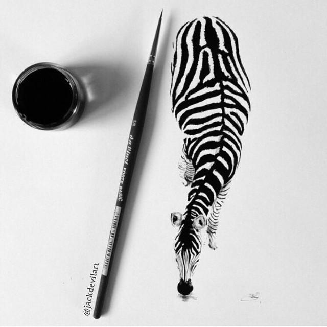 disegni-iperrealistici-miniatura-penna-matita-johanna-jackdevil-07