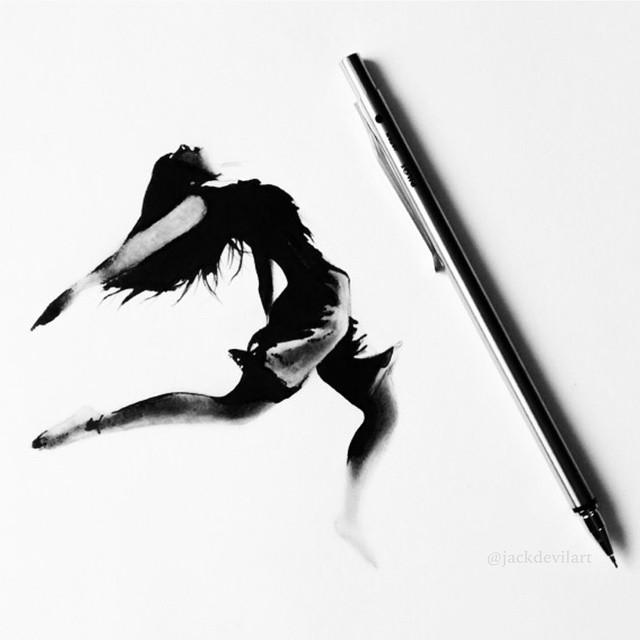 disegni-iperrealistici-miniatura-penna-matita-johanna-jackdevil-11