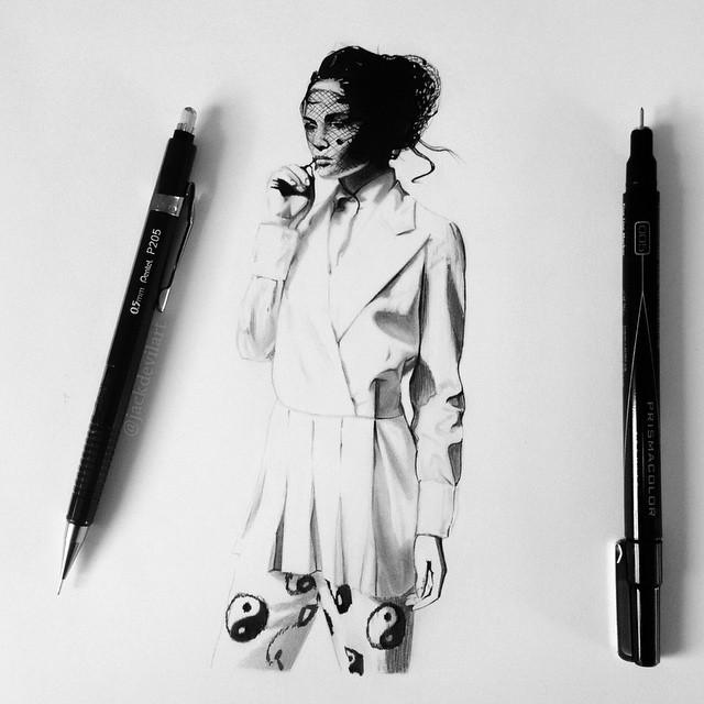 disegni-iperrealistici-miniatura-penna-matita-johanna-jackdevil-15