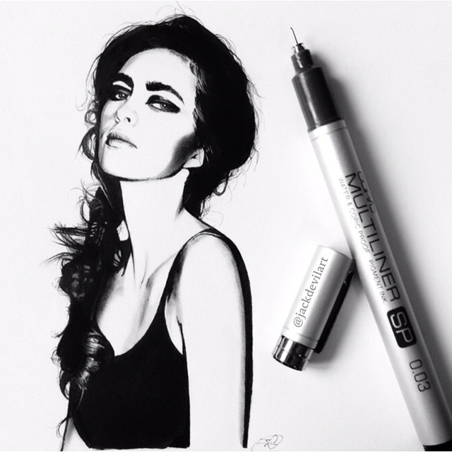 disegni-iperrealistici-miniatura-penna-matita-johanna-jackdevil-16