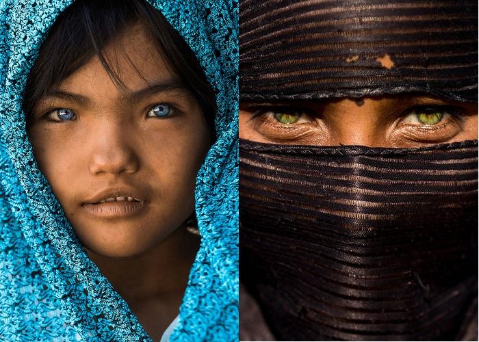 30 foto dimostrano che gli occhi sono lo specchio dell - Occhi specchio dell anima ...