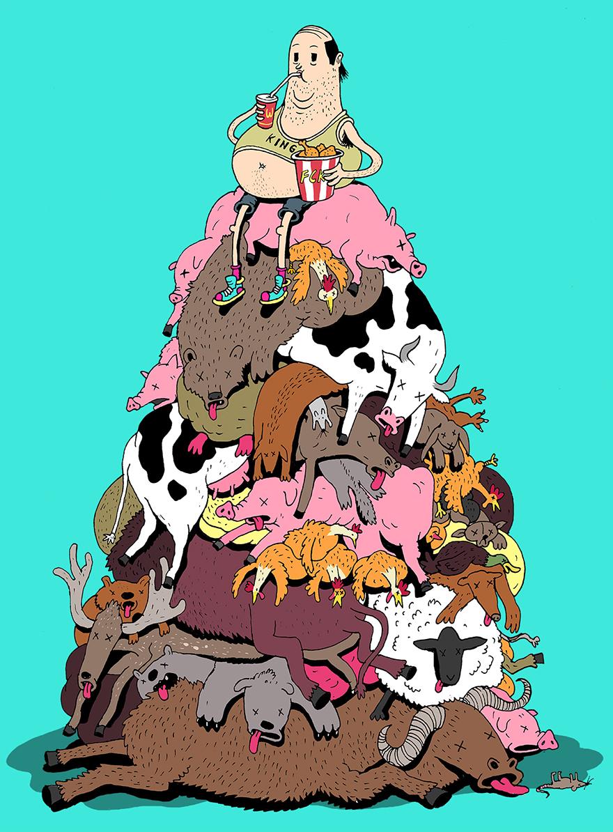 illustrazioni-criticano-società-caricatura-mondo-steve-cutts-02