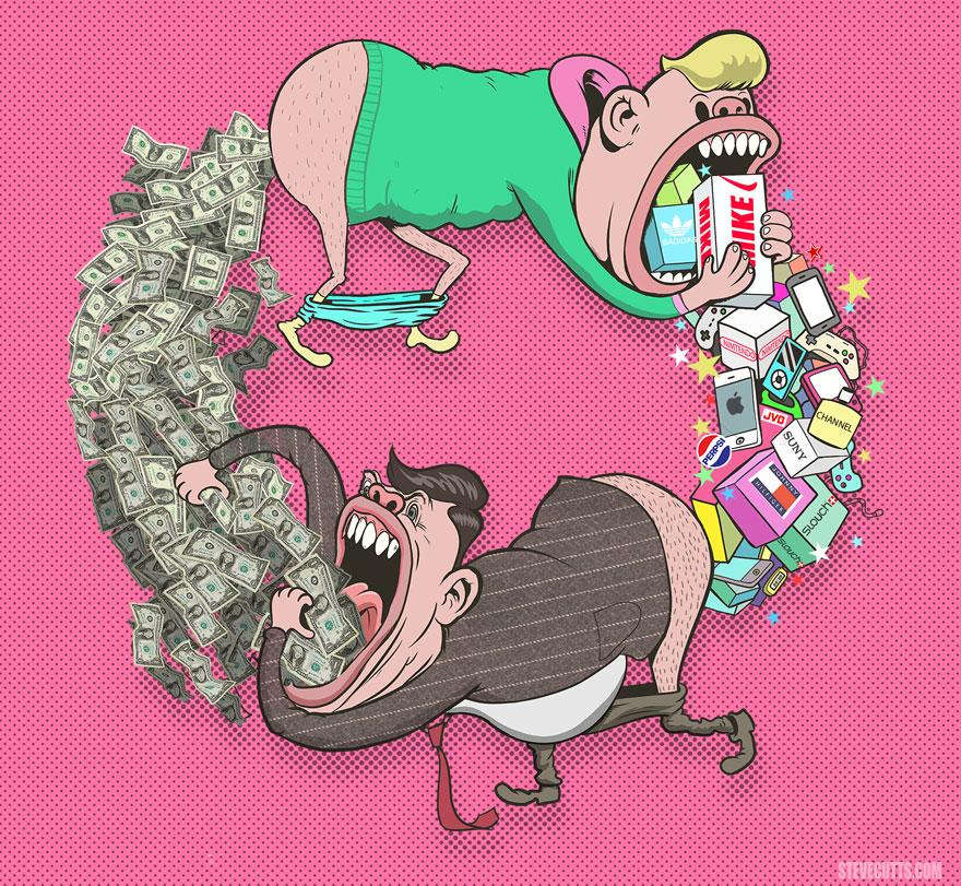 illustrazioni-criticano-società-caricatura-mondo-steve-cutts-10
