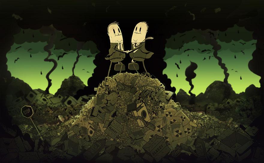 illustrazioni-criticano-società-caricatura-mondo-steve-cutts-15