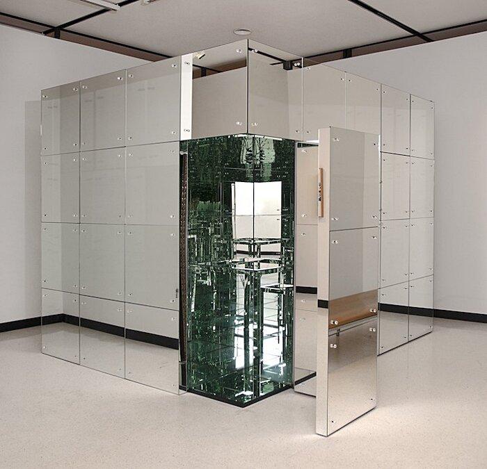 installazione-stanza-specchi-infinity-room-arte-lucas-samaras-8