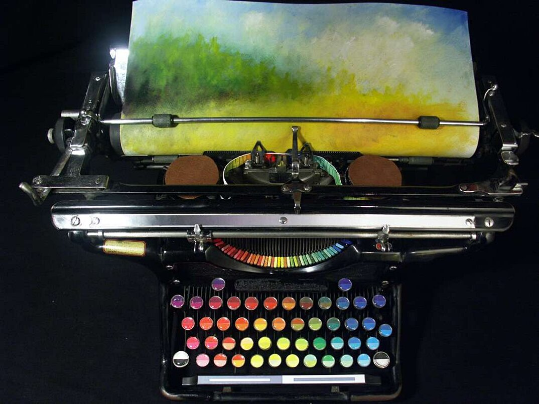 macchina-da-scrivere-vintage-colori-dipingere-chromatic-typewriter-tyree-callahan-6
